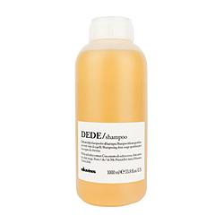 Davines Essential Haircare DEDE shampoo - Шампунь для деликатного очищения волос 1000мл