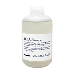 Davines Essential Haircare VOLU shampoo - Шампунь для придания объема 250мл