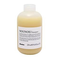 Davines Essential Haircare NOUNOU shampoo - Питательный шампунь для уплотнения волос 250мл