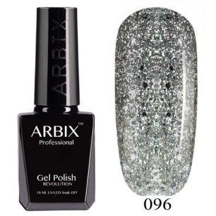 Гель лак  ARBIX № 96 Сияние звезд