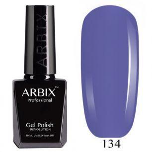 Гель лак  ARBIX № 134 Риверсайд