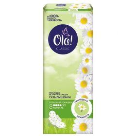Прокладки Ola! Classic Normal, 10шт