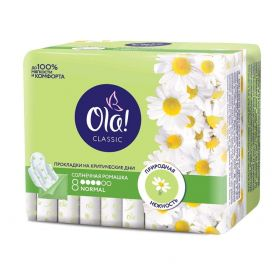 Прокладки Ola! Classic Super, 8шт