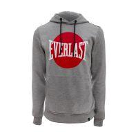 Толстовка Everlast с капюшоном Kobe, размер XL, серая, артикул 789351-60 XL GR