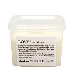 Davines Essential Haircare LOVE curl conditioner - Кондиционер для усиления завитка 250мл