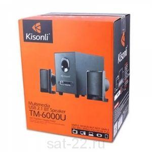 Компьютерная акустика TM-6000U 2.1 (5W+3W*2) питание по USB