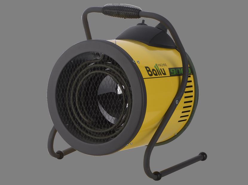 Электрическая тепловая пушка Ballu BHP-P-6 (6 кВт) (НС-1035077)