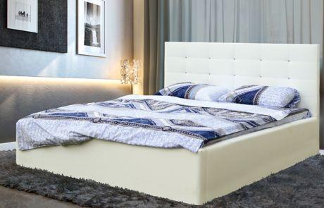 Кровать интерьерная Виктория с подъемным мех. (1600)