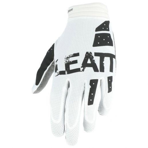 Leatt Moto 1.5 GripR White перчатки