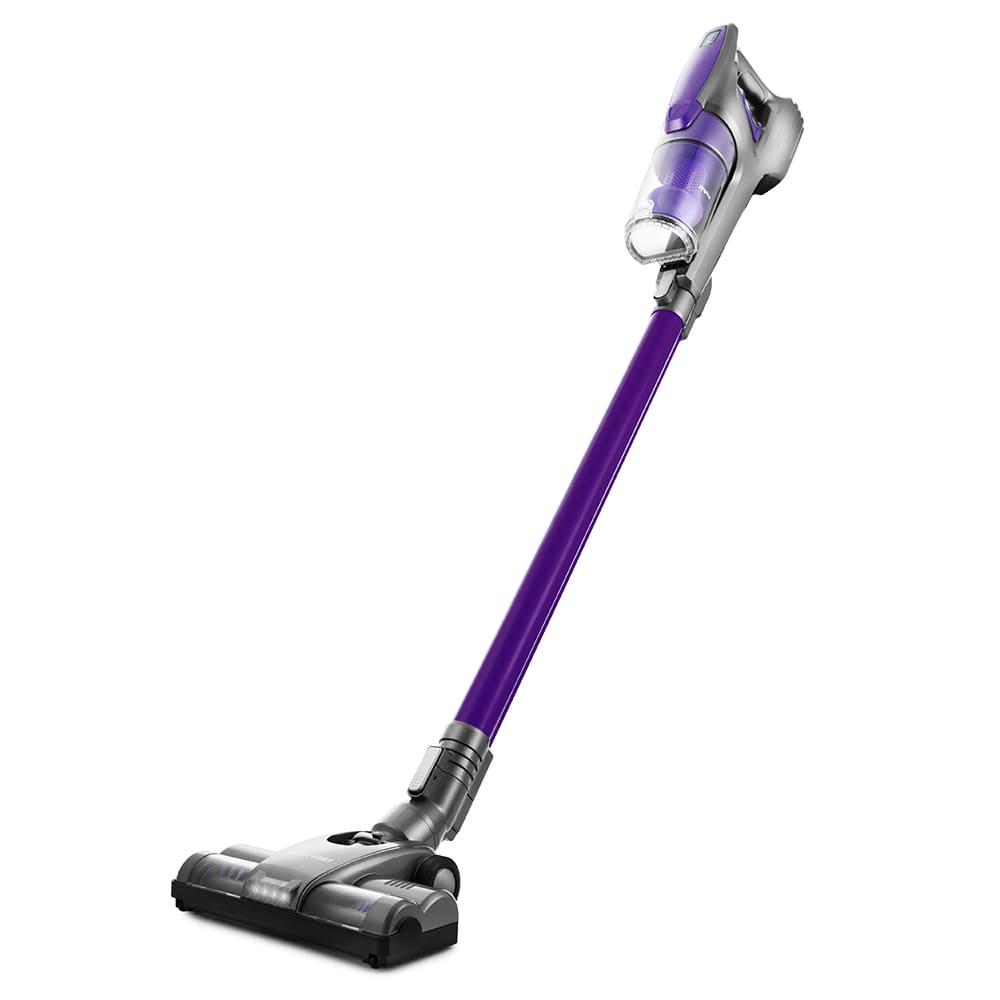 Вертикальный пылесос Kitfort КТ-534-3 фиолетовый