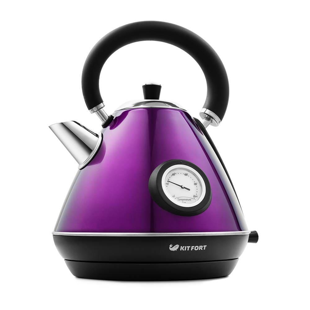 Чайник Kitfort КТ-644-4 фиолетовый