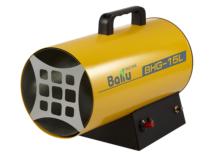 Тепловая пушка газовая Ballu BHG-15L (НС-1275316)