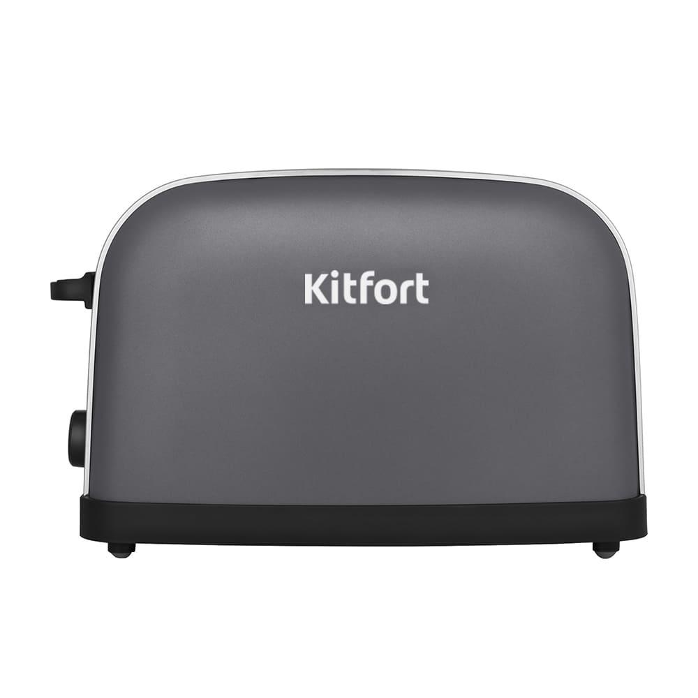 Тостер Kitfort КТ-2014-6 (графит)