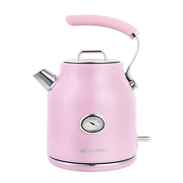 Чайник Kitfort КТ-663-3 (розовый)