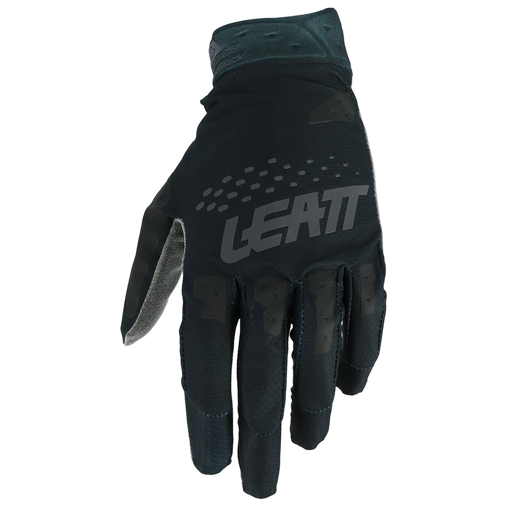 Leatt Moto 2.5 Windblock Black перчатки
