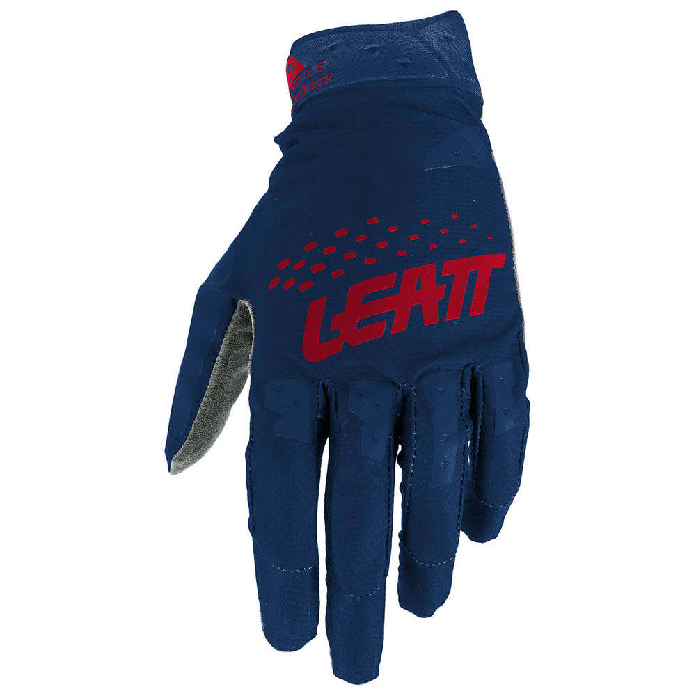 Leatt Moto 2.5 Windblock Blue перчатки
