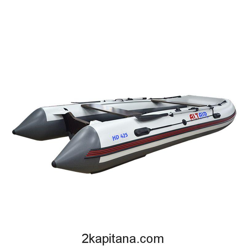 Лодка ПВХ Altair (Альтаир) HD 425 НДНД
