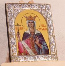 Икона Александра Римская (14х18см)