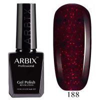 Гель лак  ARBIX № 188 Авангард