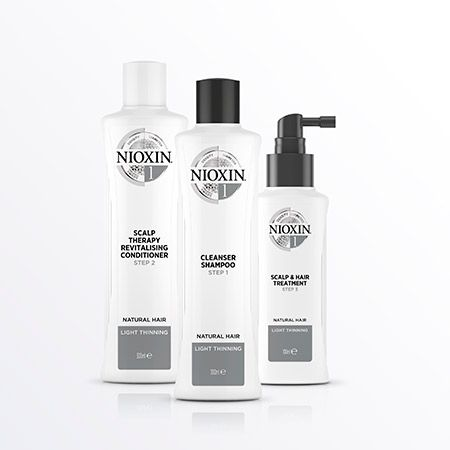 NIOXIN 3D System 1 Scalp Treatment Система 1 Маска