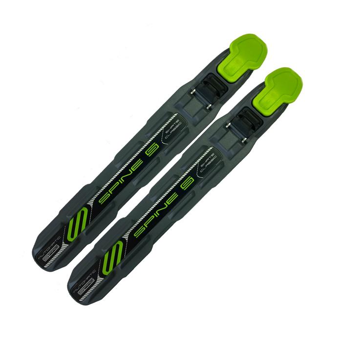 Лыжные крепления SPINE NNN N3M (черный)
