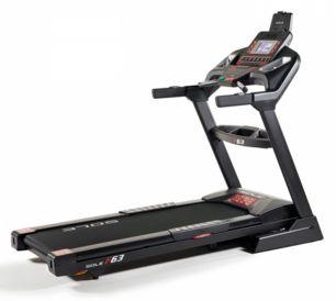 Беговая дорожка Sole Fitness F63 (2019)
