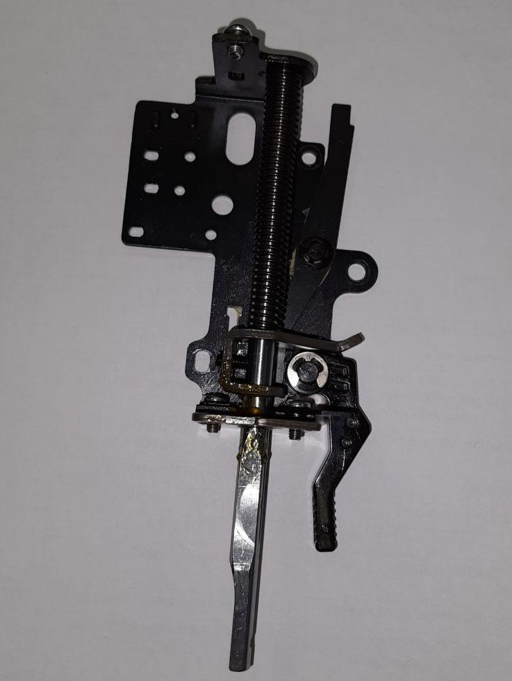 Лапкодержатель с механизмом подъёма лапки Janome JG 408.    Цена 800 руб.