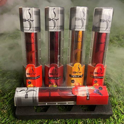 Одноразовая электронная сигарета sky отзывы как купить сигареты в 9 лет