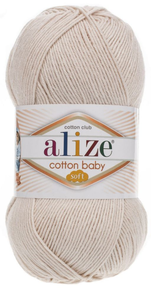 Пряжа COTTON BABY SOFT Alize