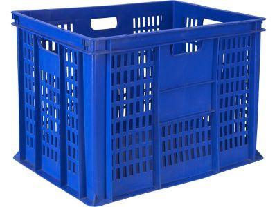 Ящик пластиковый 600х400х410 сплошное дно
