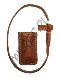 Кармашек с ремешком для командирского свистка (реплика)