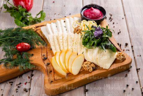 Ассорти рассольных сыров