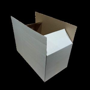 `Коробка картонная, размер 620*320*320 мм