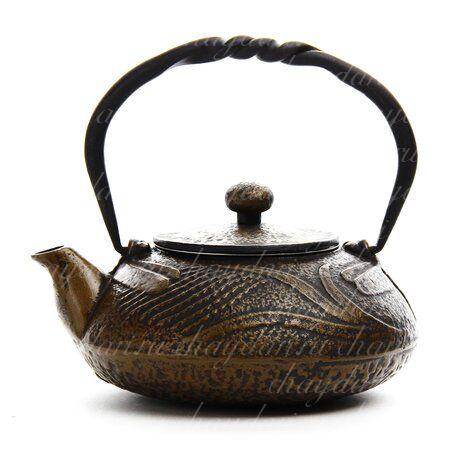 Чайник чугунный №5 500 мл