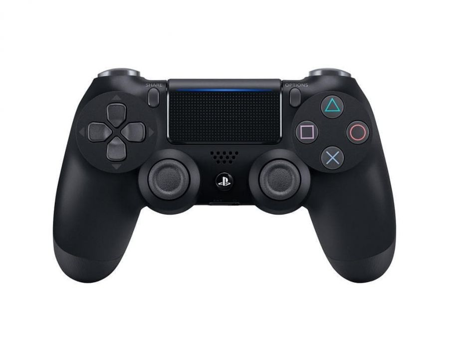 Геймпад PlayStation Dualshock 4 V2 Черный