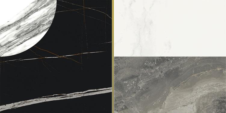 Декор 40x80 Шарм Делюкс Микеланджело Вставка Дэко