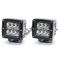 Комплект светодиодных фар K-FRK6-18W FLOOD ближний, рабочий свет