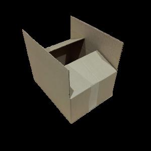 `Коробка картонная, размер 310*230*150 мм