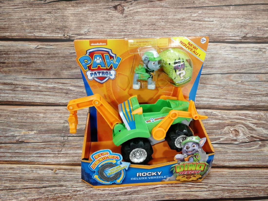 Щенячий патруль Paw Patrol Rocky Dino Rescue 6056923