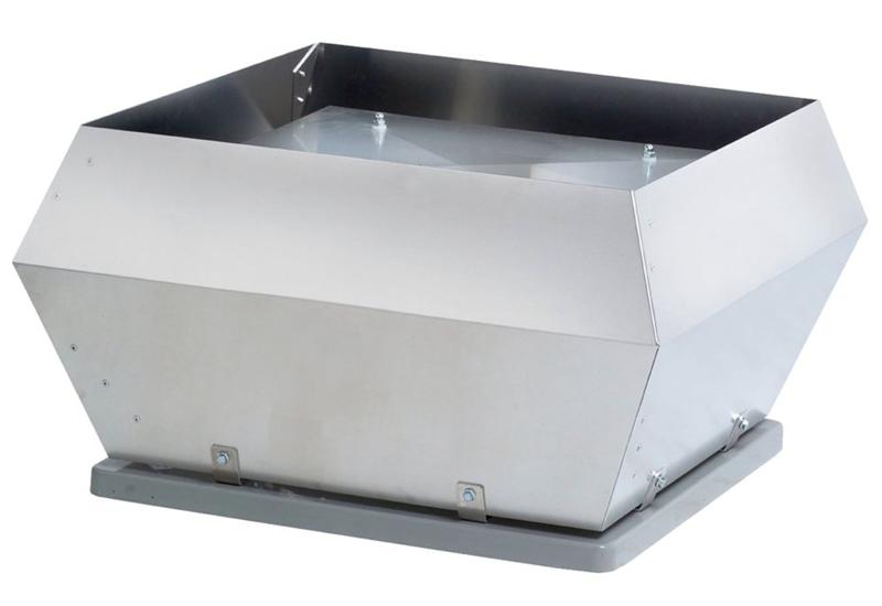 Крышный вентилятор DVS 400E4 sileo