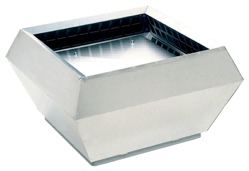 Крышный вентилятор DVSI 311EV sileo