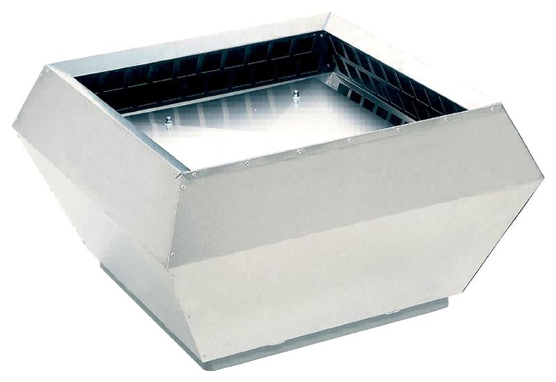 Крышный вентилятор DVSI 450E4 sileo