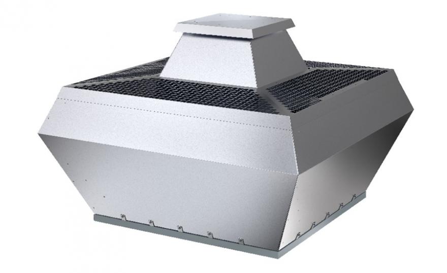 Крышный вентилятор DVN 900D6 IE3