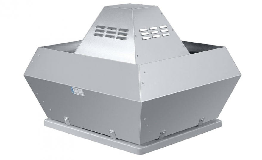 Крышный вентилятор DVN 355E4
