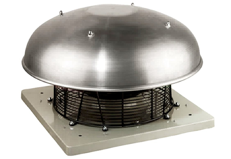 Крышный вентилятор DHS 400E6 sileo