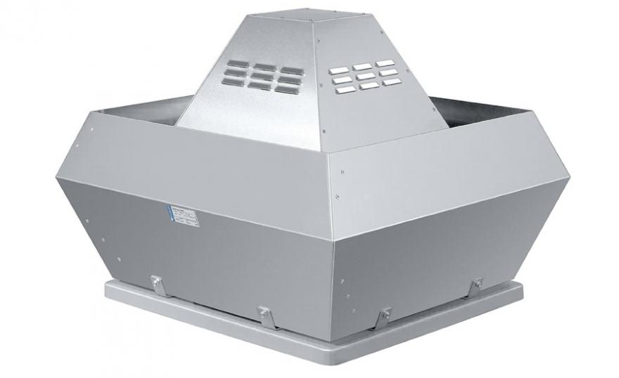 Крышный вентилятор DVNI 560D6 IE3