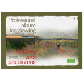 Альбом А5 20л.Альт профессионал склейка 160г/м2 1-20-004