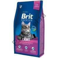 Brit Premium Light Для кошек курица и печень