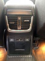 УДобство для задних пассажиров Scoda Octavia 2018 в максимальной комплектации