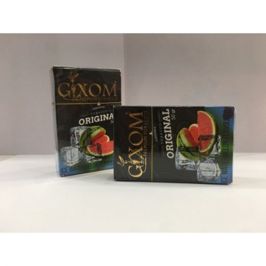 Табак для кальяна GIXOM ICE WATERMELON 50g